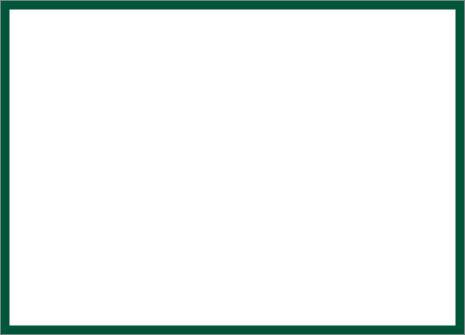 Dark Green Border Flat Cards Promise Checks