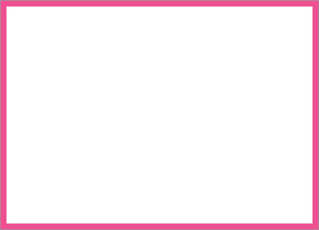 Hot Pink Border Flat Cards Promise Checks