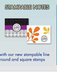 Stampable Notes