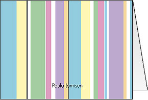 Smart Stripes Notes - Small