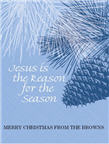 Reason for the Season Folded Notes