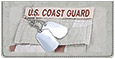 U.S. Coast Guard Checkbook Cover