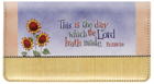 Simple Blessings Checkbook Cover